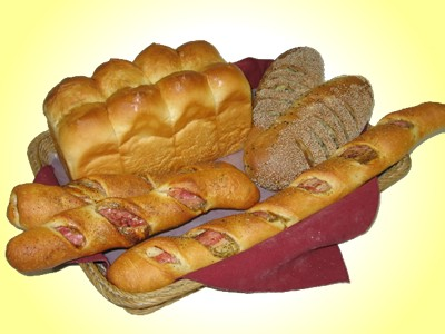 ドルチェ焼きたてパン